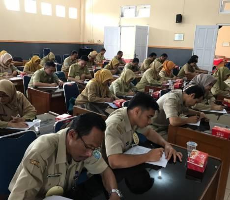 Perwakilan Inspektorat Raih Juara Dua ASN Berintegritas Kab. Purbalingga