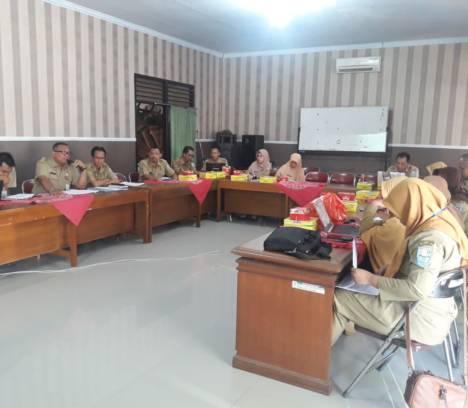 Inspektorat Pimpin Rapat Koordinasi PMPRB