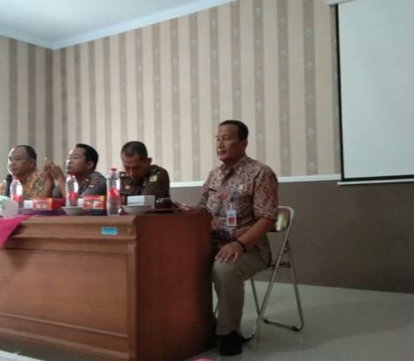 Kunjungan Tim Saber Pungli Kabupaten Purworejo
