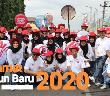 Selamat Tahun Baru 2020, Begini Resolusi Inspektorat di Tahun 2020