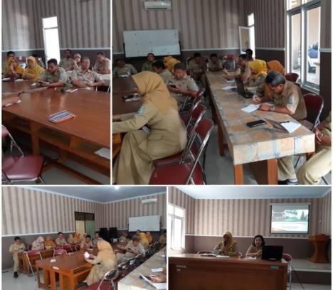 Inspektorat Adakan Pelatihan Kantor Sendiri Tentang Sensus dan Pengelolaan Barang Milik Daerah
