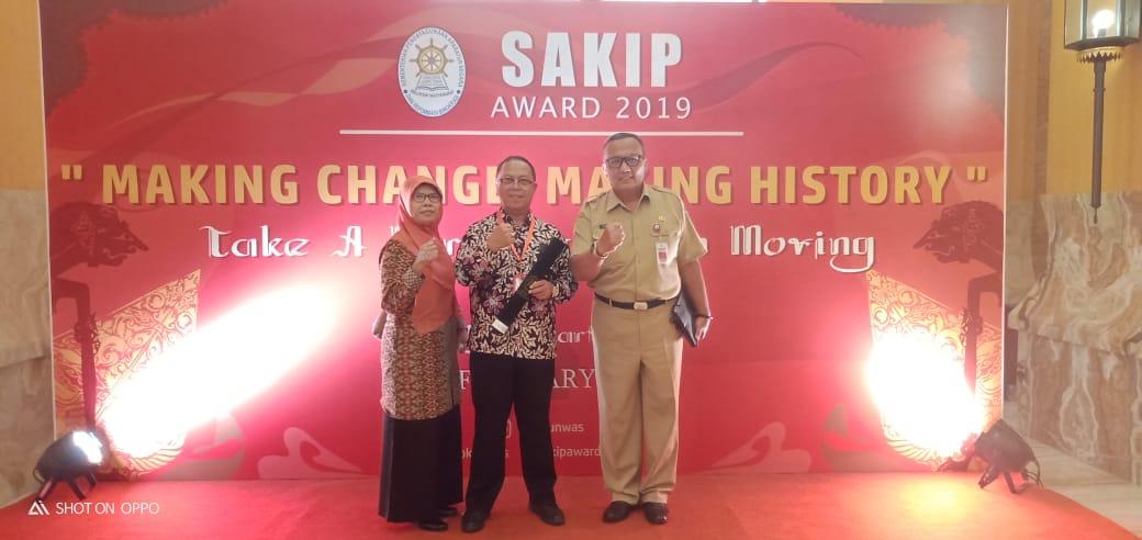 Kabupaten Purbalingga Raih Predikat Kategori B SAKIP Award 2019
