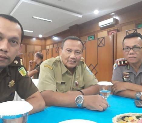 Inspektur Inspektorat Kabupaten Purbalingga mengikuti Rakor Satgas Saber Pungli Jawa Tengah