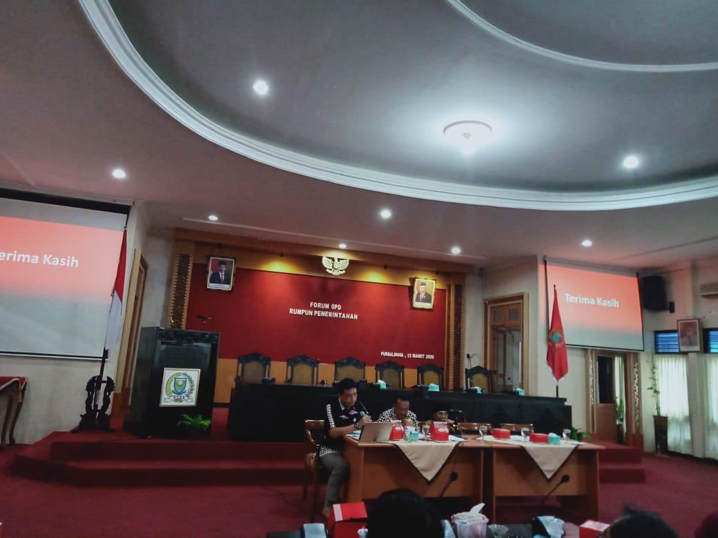 Forum OPD Rumpun Pemerintahan