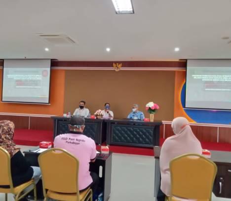 Sosialisasi Pembangunan Zona Integritas di RS Panti Nugroho