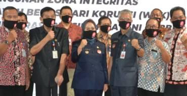 Pemkab Purbalingga Komitmen Wujudkan Wilayah Bebas Korupsi (WBK) dan Wilayah Birokrasi Bersih Melayani (WBBM)